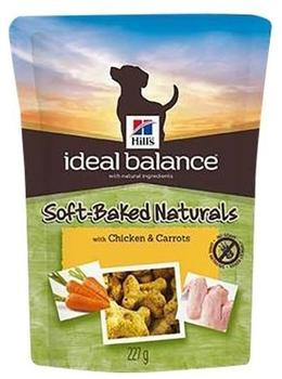 Hill's Canine Ideal Balance Soft-Baked Naturals - Huhn & Karotten (227 g)