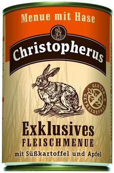Allco Christopherus Exklusives Fleischmenü Hase (400 g)