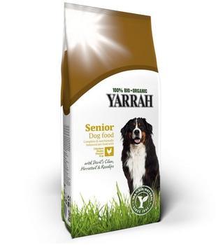 Yarrah Bio Hundefutter Senior Huhn für Hunde, 1er Pack (1 x 10 kg