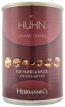 Herrmanns Hundefutter Bio Huhn (400 g)