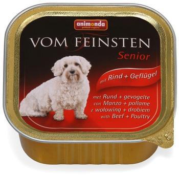 Animonda Vom Feinsten Senior Rind & Geflügel (150 g)