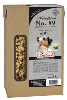 Bubeck No.89 Pferdefleisch 3kg