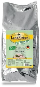 Dr. Alder's Landfleisch Softbrocken mit Huhn 5kg