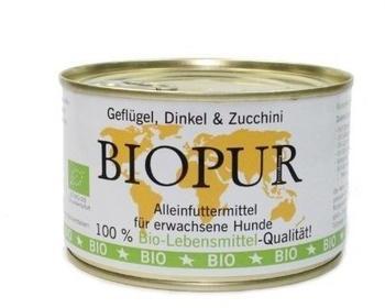 biopur hundefutter test die beliebtesten im januar