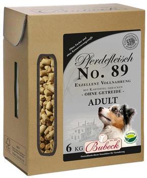 Bubeck Premium No. 89 Adult Pferdefleisch (6 kg)