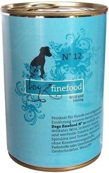 dogz-finefood-no12-wild-hering-6-x-400-g
