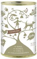 Terra Canis Bio-Huhn, Bio-Zucchini, Bio-Quinoa & Bio-Fenchelsamen 400 g