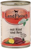 Dr. Alder's Landfleisch Pur Geflügel & Lachsfilet (400 g)