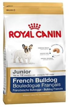 Royal Canin French Bulldog Junior (3 kg)