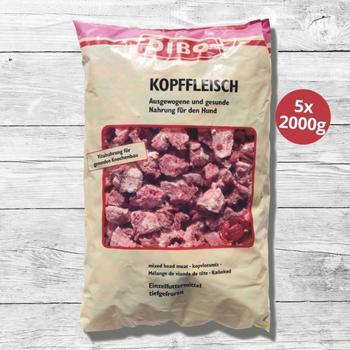 Dibo Frostfutter Kopffleisch (2 kg)
