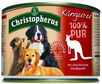 Allco Christopherus Spezialität Känguru 200 g
