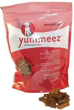 Yummeez Hundesnacks Getreidefrei Wild (175 g)