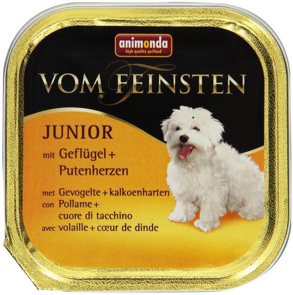 Animonda vom Feinsten Junior Geflügel & Putenherzen (150 g)