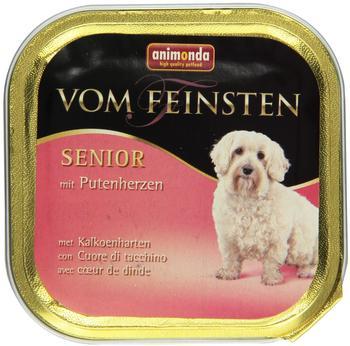 Animonda Vom Feinsten Senior Putenherz (150 g)