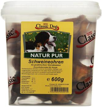 HEGA Schweineohren (600 g)