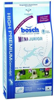 bosch High Premium Concept Mini Junior (15 kg)