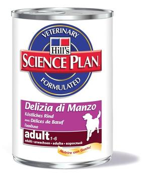 Hills Science Plan Canine Adult Rind 370 g