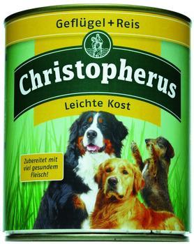 Allco Christopherus Geflügel & Reis (800 g)
