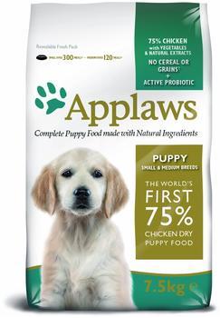 applaws-puppy-small-medium-breed-huhn-7-5-kg