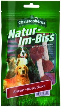 Allco Christopherus Hunde-Snack Entenkausticks 70 g