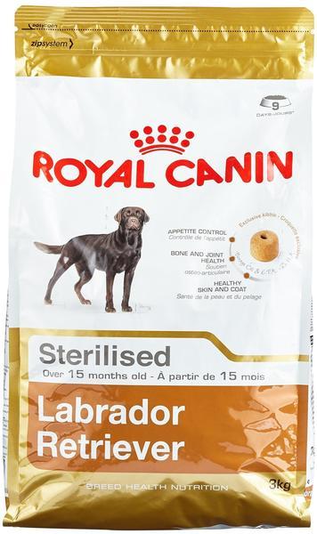 Royal Canin Labrador Retriever Sterilised (3 kg)