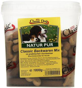 HEGA Dog Backwaren Mix (1,8 kg)