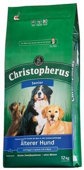 Allco Christopherus Älterer Hund Geflügel, Lamm, Ei & Reis (5 kg)