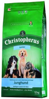 allco-christopherus-junghund-gefluegel-lamm-ei-reis-12-kg