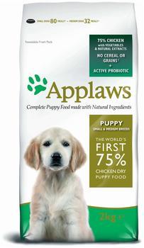 applaws-puppy-small-medium-breed-huhn-2-kg