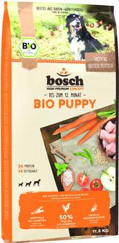 Bosch Tiernahrung Natural Organic Concept bio Puppy 2 x 11,5 kg