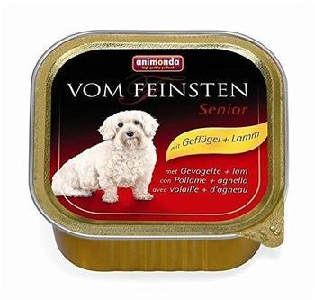 Animonda Vom Feinsten Senior Geflügel & Lamm 150 g
