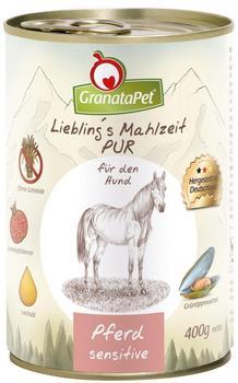 granatapet-lieblings-mahlzeit-pferd-pur-sensitive-400-g