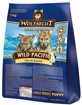 Wolfsblut Wild Pacific Large Breed Puppy (15 kg)