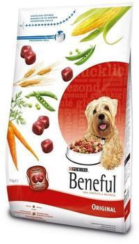 Beneful Original Hundefutter Rind und Gemüse, 4 x 3 kg)
