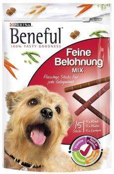 Beneful Feine Belohnung Hundefutter, 8er Pack (8 x 126 g)