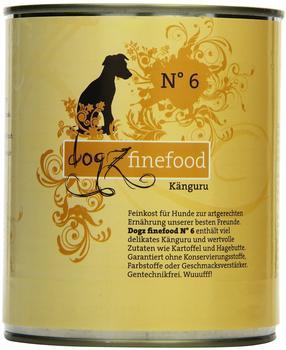 dogz-finefood-hundefutter-no6-kaenguru-800-g-6er-pack-6-x-800-g