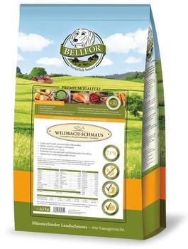 BELLFOR HEIDE-SCHMAUS - Weidelamm & KANINCHENFLEISCH - getreidefrei, 2,5 kg