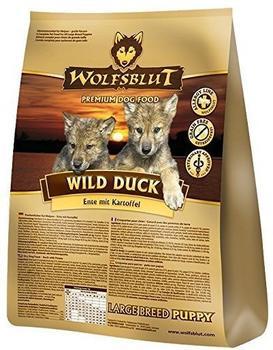 Wolfsblut Wild Duck Large Breed Puppy (15 kg)