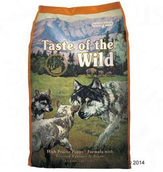 Taste of the Wild High Prairie Puppy Formula (13 kg)