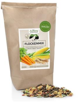 AniForte Aniforte B.a.r.f. Line No10 Flockenmix 10 kg Hundeflocken Gemüse Biofutter- Naturprodukt für Hunde und Katzen