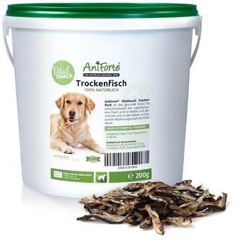 AniForte VitalSnack Trockenfisch 200 g