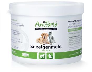 AniForte Aniforte Seealgen Grob Gemahlen 250 g- Naturprodukt für Hunde