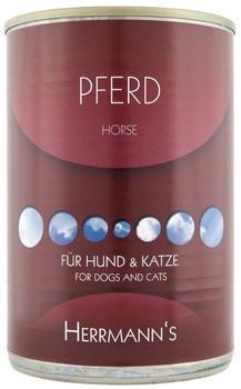 Herrmanns Hundefutter Pferd (400 g)