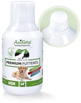 AniForte Barf Line Premium Futteröl 250 ml- Naturprodukt für Hunde und Katzen