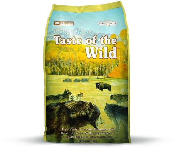 Taste of the Wild High prairie deer and buffalo (2kg)