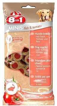 Tetra 8in1 MINIS fish&tomato 100 g