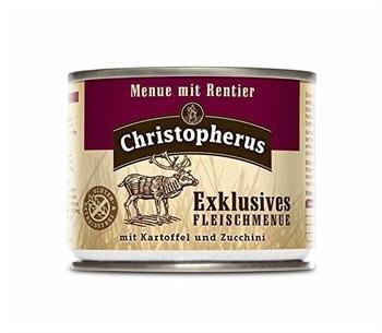 Allco Christopherus Menue mit Rentier 200 g