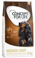 Concept for Life 12 kg Concept for Life Medium Senior - 3 gratis! 15 kg