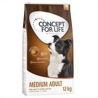 Concept for Life Medium Adult 2 x 12 kg