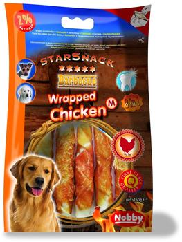 Nobby StarSnack Wrapped Chicken M 150 g